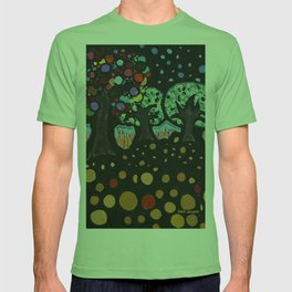 :: Night Forest :: T-shirt