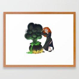 An Apprentice Nightmare Framed Art Print