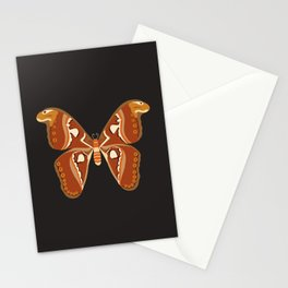 Atlas Moth (Attacus Atlas) Stationery Cards