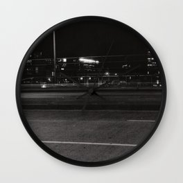 Street Light Wall Clock