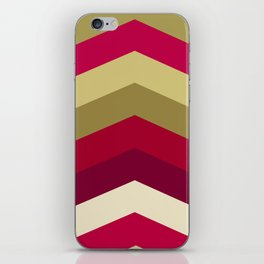 Cherry colors iPhone Skin