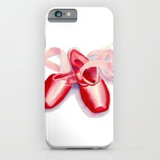 Red Toe Shoes iPhone 6s Slim Case