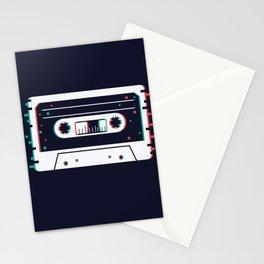 Vintage cassette Stationery Cards