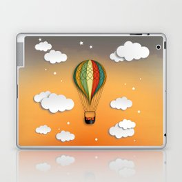 Balloon Aeronautics Dawn Laptop & iPad Skin