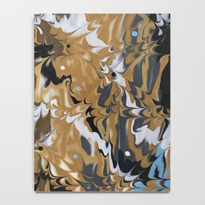 Golden Calypso Notebook