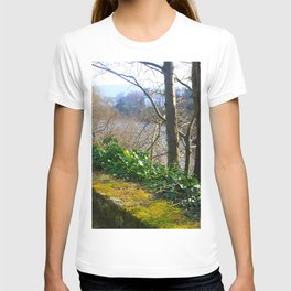 Walk on the River Bank T-shirt