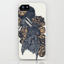 Midnight Nostalgia iPhone Case