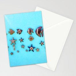 Sea Art Stationery Cards