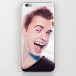 Squeezie iPhone Skin