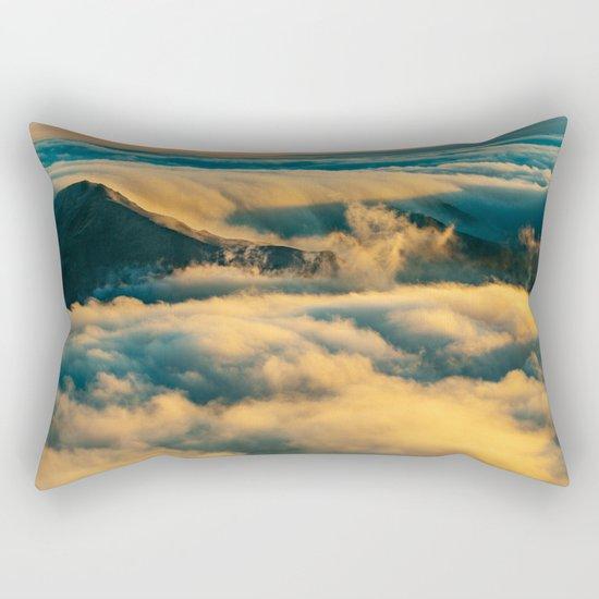 Haleakala Summit Rectangular Pillow