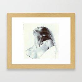 girl 4 Framed Art Print