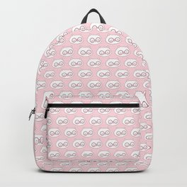Purrcream Pattern Backpack