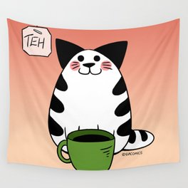 Teh Wall Tapestry