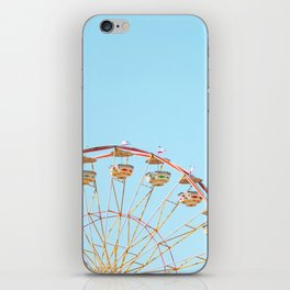 Carnival Wheel iPhone Skin