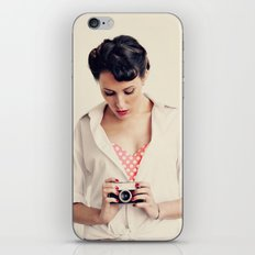Vintage Photography iPhone & iPod Skin