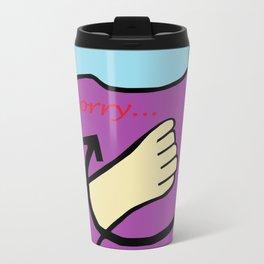 Sorry! Travel Mug
