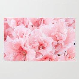 Pink Azalea Flower Dream #2 #floral #decor #art #society6 Rug