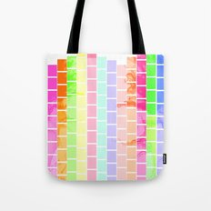 Bricks of Sound Tote Bag