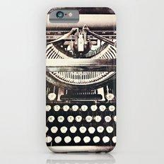 aging gracefully Slim Case iPhone 6