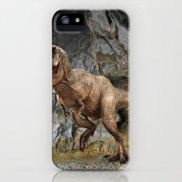 T Rex Classic iPhone Case