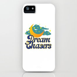 This is the Awesome, Motivational & inspirational Tee with great graphics Designs for Dream chasers! iPhone Case