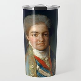 "Francisco Goya ""Ferdinand VII, When Prince of Asturias"" Travel Mug"