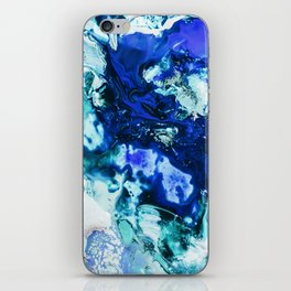 Liquid Abstract iPhone Skin