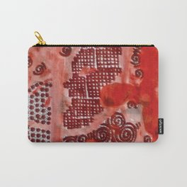 Money Riches Carry-All Pouch