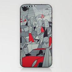 Porsche Racing iPhone & iPod Skin