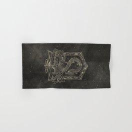 Slytherin House Hand & Bath Towel