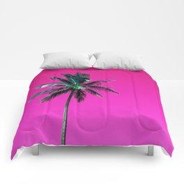 Palm Tree PR Comforters