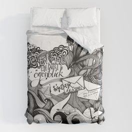 Blott en dag, en natt... Comforters