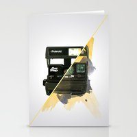 polaroid Stationery Cards featuring Polaroid by condemarin