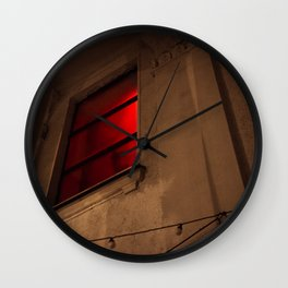 Private Party Wall Clock
