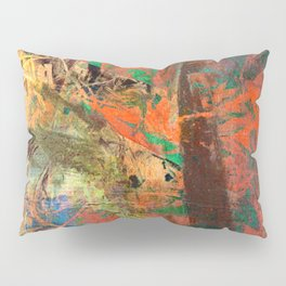 Huáscar and Atahualpa Pillow Sham