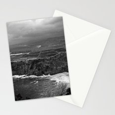 Bad weather Stationery Cards