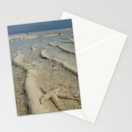 Starfish Beach Stationery Cards