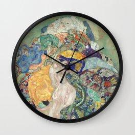 Baby (Cradle) Wall Clock