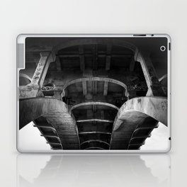 belly of the whale Laptop & iPad Skin