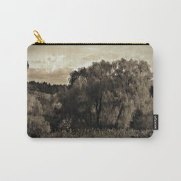 Weeping Willow Landscape Carry-All Pouch