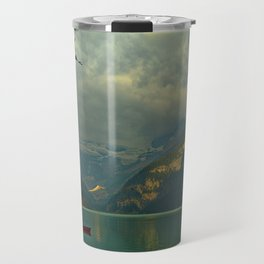At A Loss For Words Travel Mug