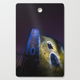St Catherine's Hill and Chapel Cutting Board