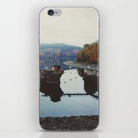 vermont iPhone & iPod Skins featuring Vermont by Roger Sieber
