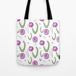 Rosemary & Onion Tote Bag