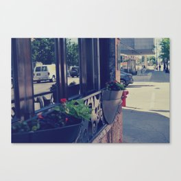 Store Canvas Print