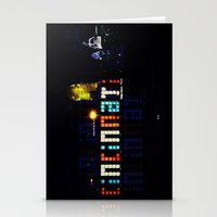 cincinnati Stationery Cards featuring Funky Cincinnati  by Sandiest Photography
