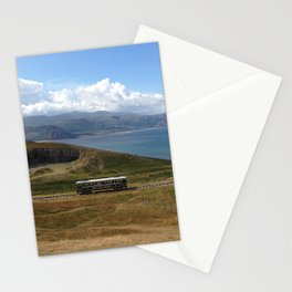 Orme Tramway Stationery Cards