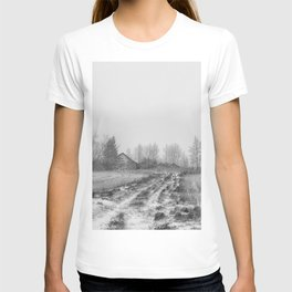 Winter's Past T-shirt