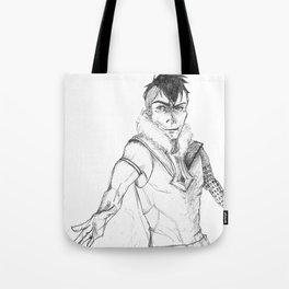 Huginn Tote Bag