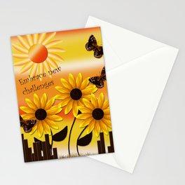 Embrace new Stationery Cards
